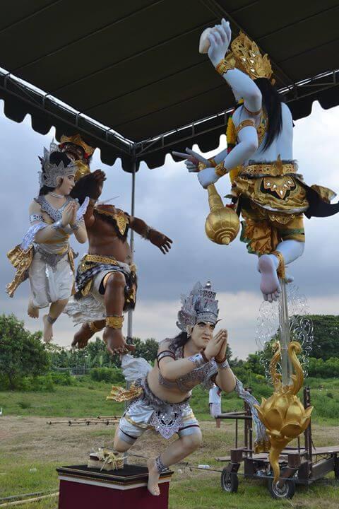 Indonesie Bali Nyepi 23