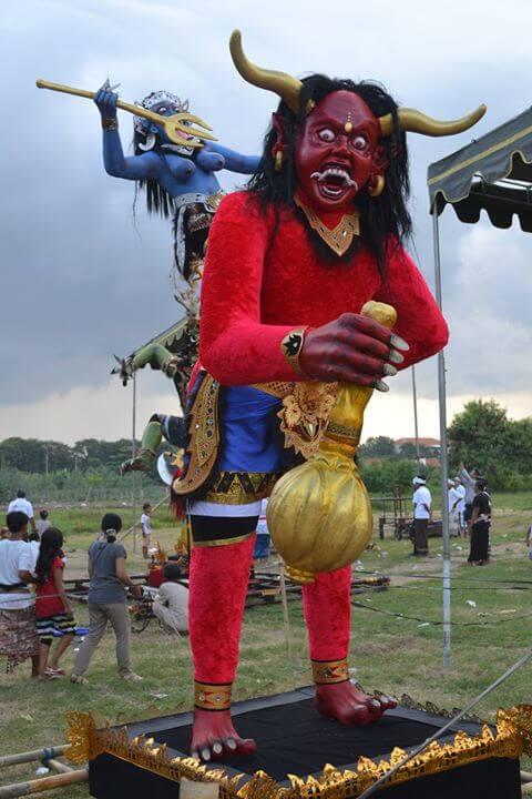 Indonesie Bali Nyepi 24