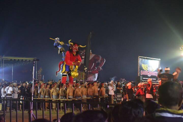 Indonesie Bali Nyepi 26