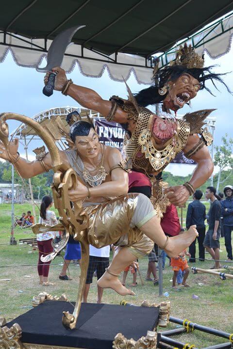 Indonesie Bali Nyepi 28