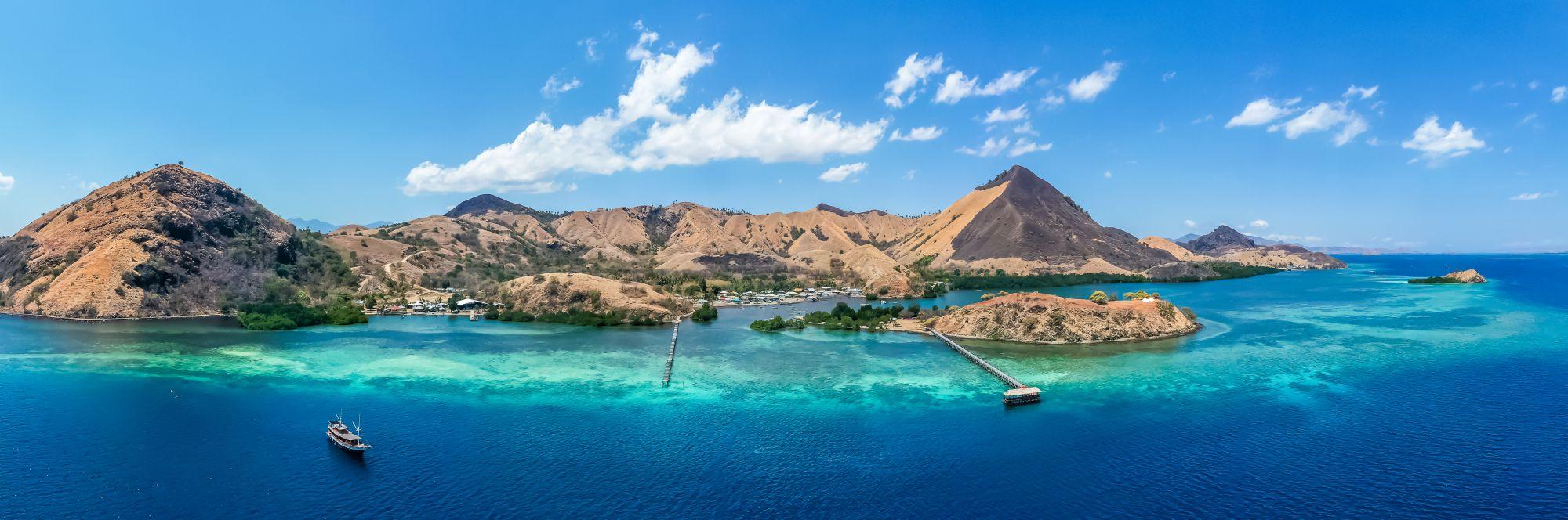 Blog artikel '9 indrukwekkende Indonesische eilanden'