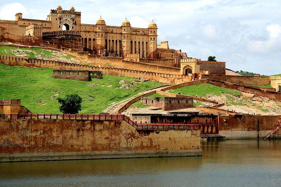 India Jaipur Fietsen