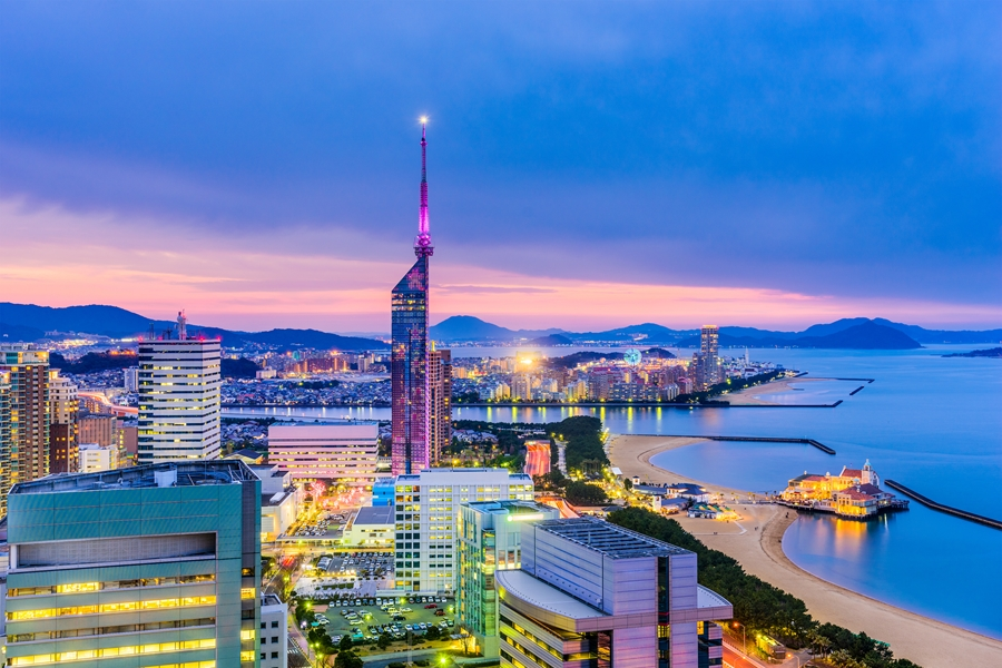 Dag 20: Nagasaki - Fukuoka