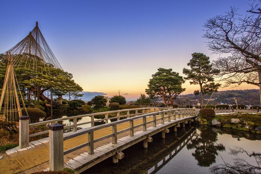 Japan Kanazawa Brug