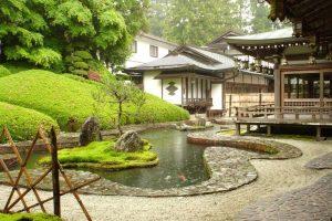 Hotel 'Fukuchi-in tempel'