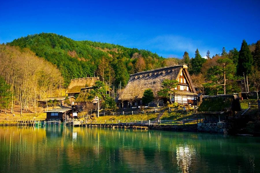 Japan Takayama meer met authentiek huis
