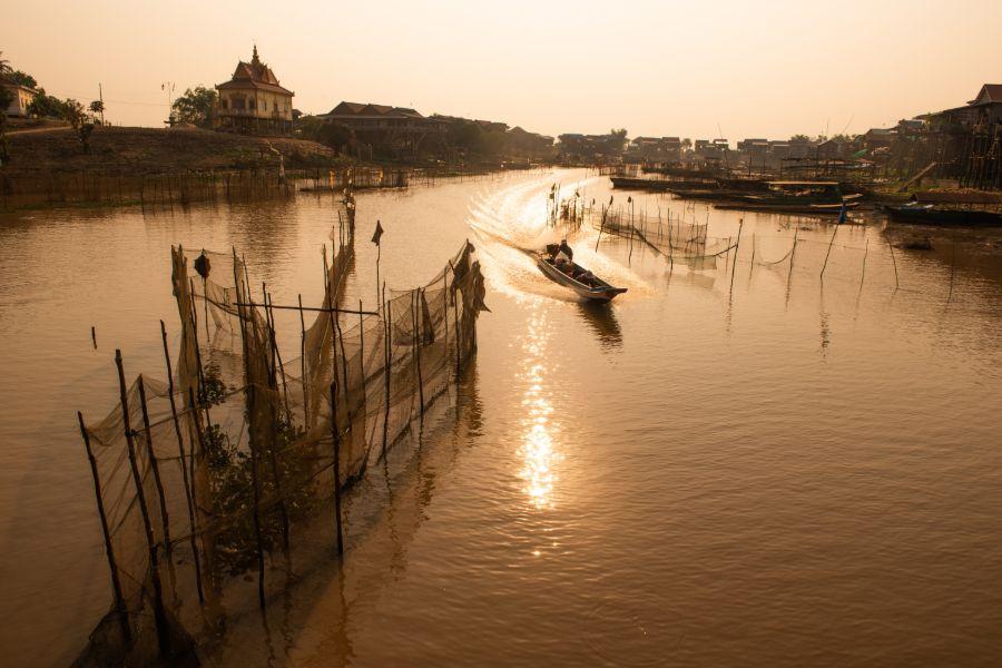 Gerelateerde tour 17-Daagse rondreis Cambodja