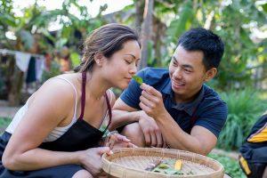 Cambodjaanse kookcursus in Siem Reap