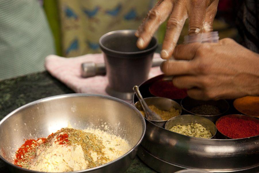 India Delhi koken