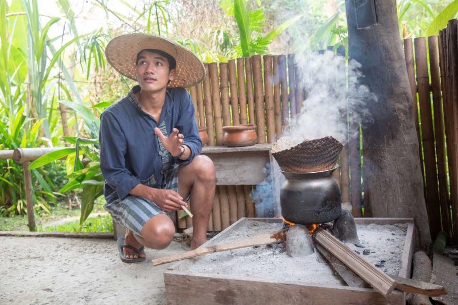 Laos Luang Prabang Living Land Farm