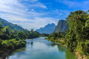2-Daagse boottocht over de Mekong