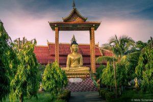 De hoogtepunten van Vientiane & Boeddha Park