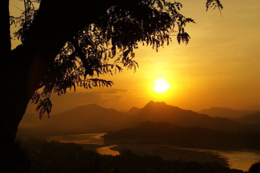 Dag 3: Luang Prabang