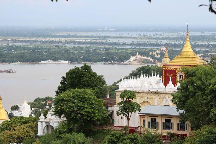 Dag 7: Monywa – Pakokku per auto & Pakokku – Bagan per boot