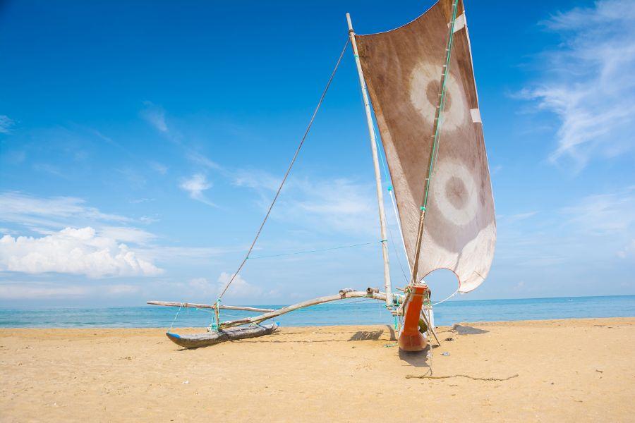Dag 2: Aankomst Luchthaven – Negombo