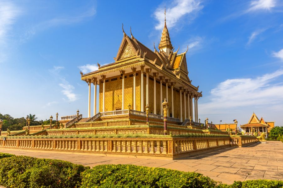 Oudong Cambodja 3