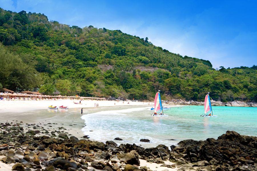 Phuket strand thailand bezienswaardigheden eiland zee 5
