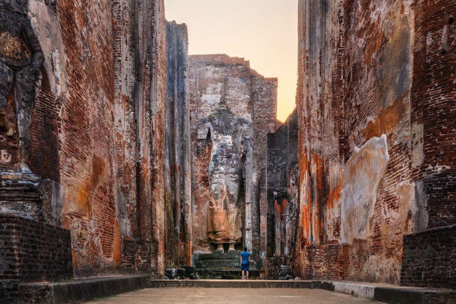 Dag 10: Polonnaruwa