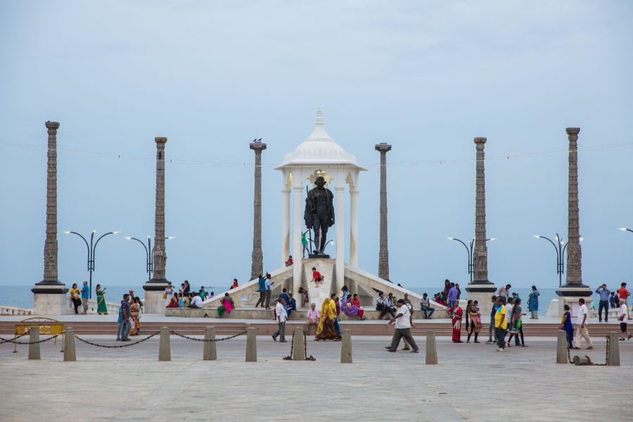 India Pondicherry