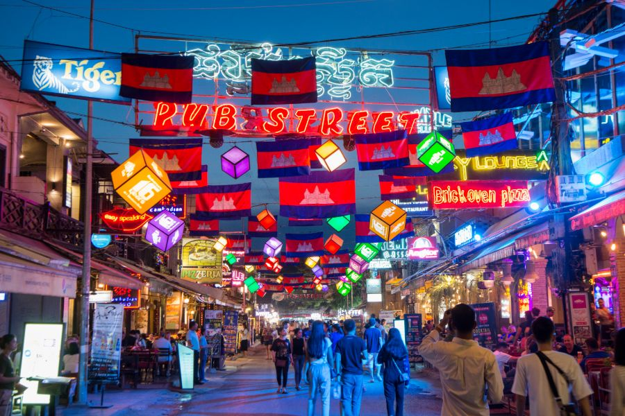Siem Reap Stad 2