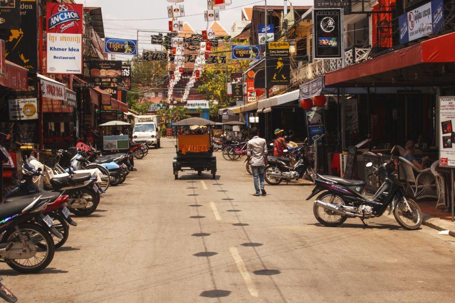 Dag 2: Siem Reap