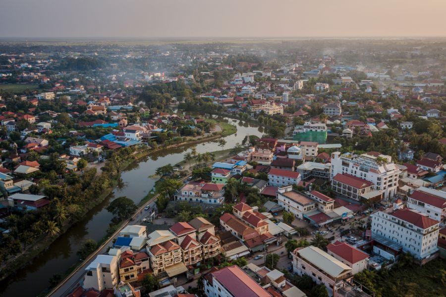 Siem Reap Stad 5