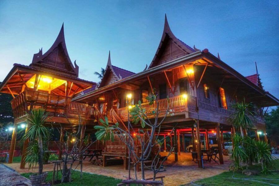 Thailand Ayutthaya Athithara Homestay 1