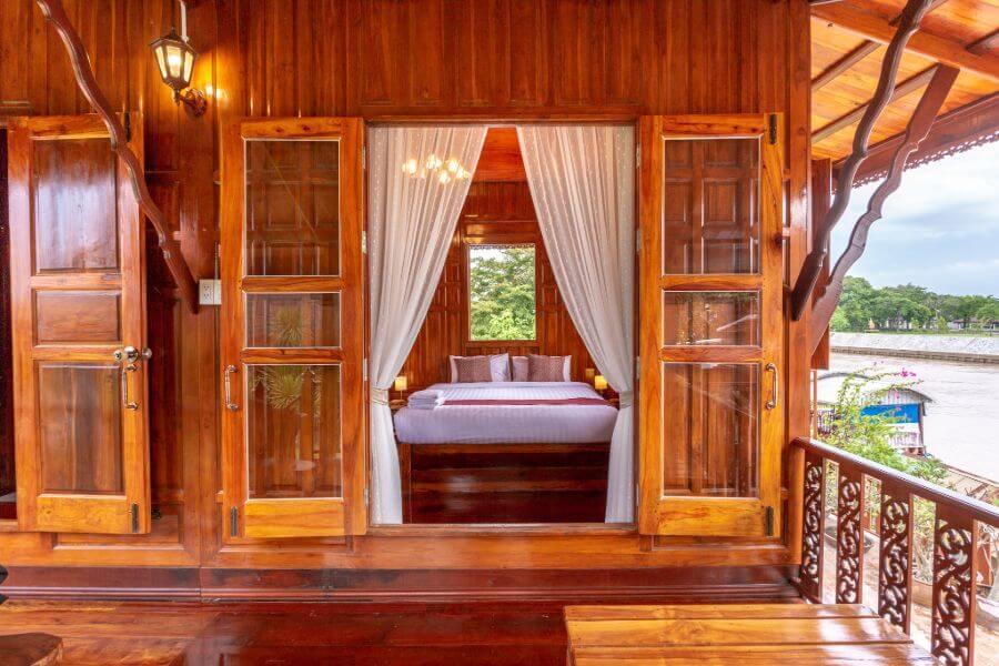 Thailand Ayutthaya Athithara Homestay 10