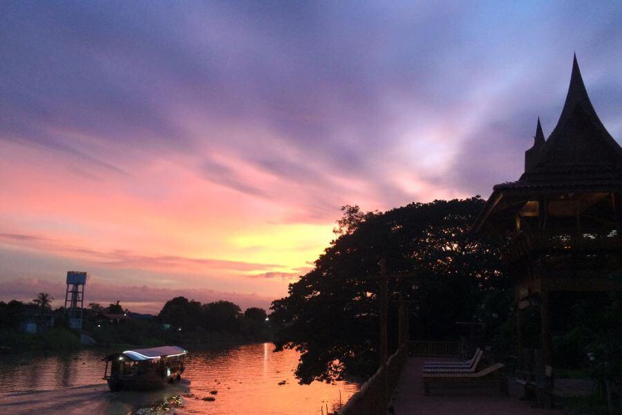 Thailand Ayutthaya Athithara Homestay 2