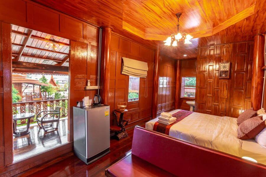 Thailand Ayutthaya Athithara Homestay 4