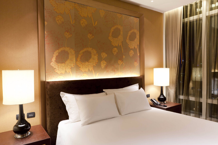 Thailand Bangkok Eastin Grand Hotel Sathorn Superior kamer