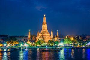 Blog artikel1 'Bangkok, een stukje Venetië in het verre oosten'