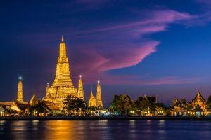 Dinner cruise Bangkok by night