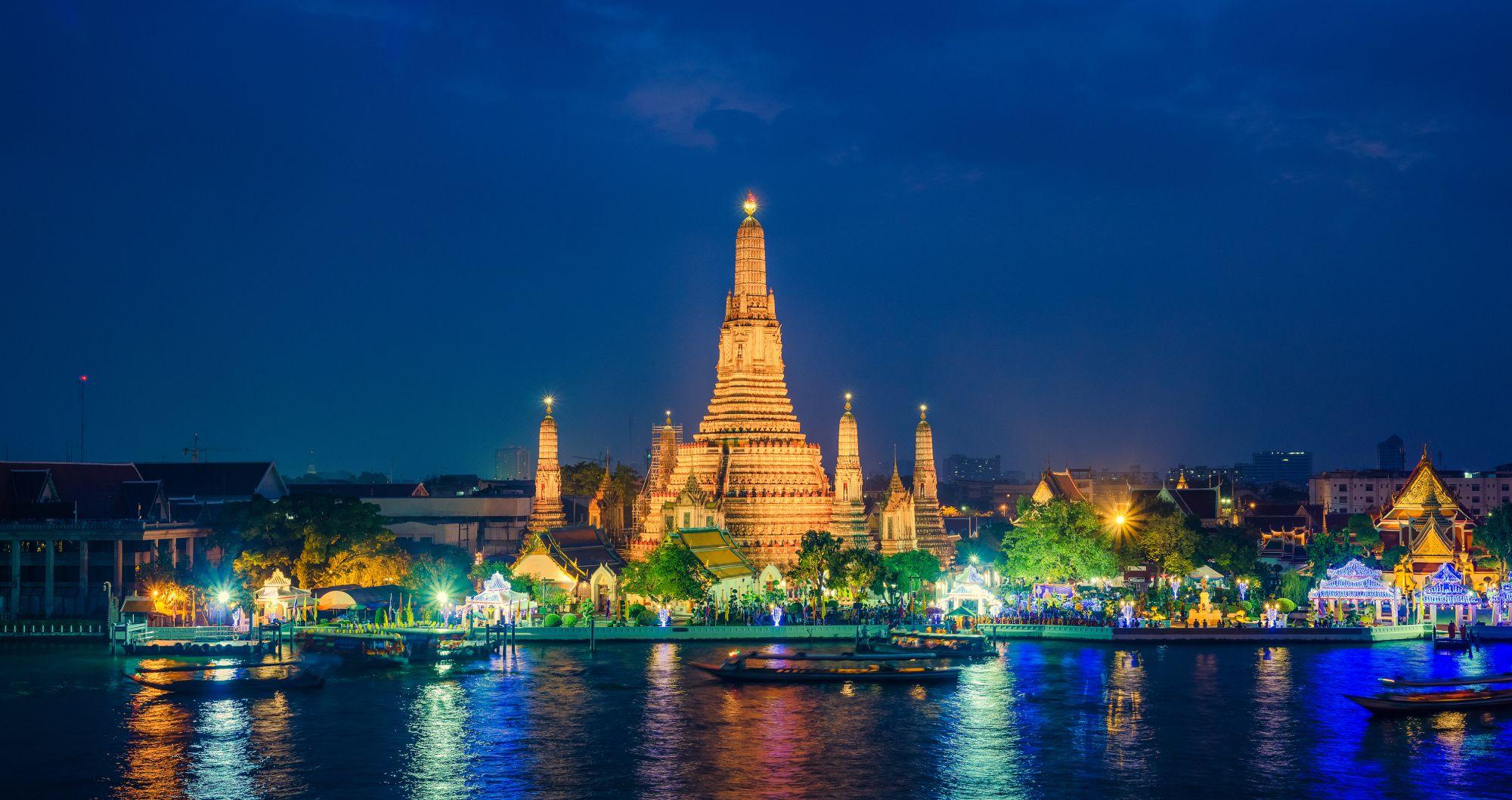 Blog artikel 'Bangkok, een stukje Venetië in het verre oosten'