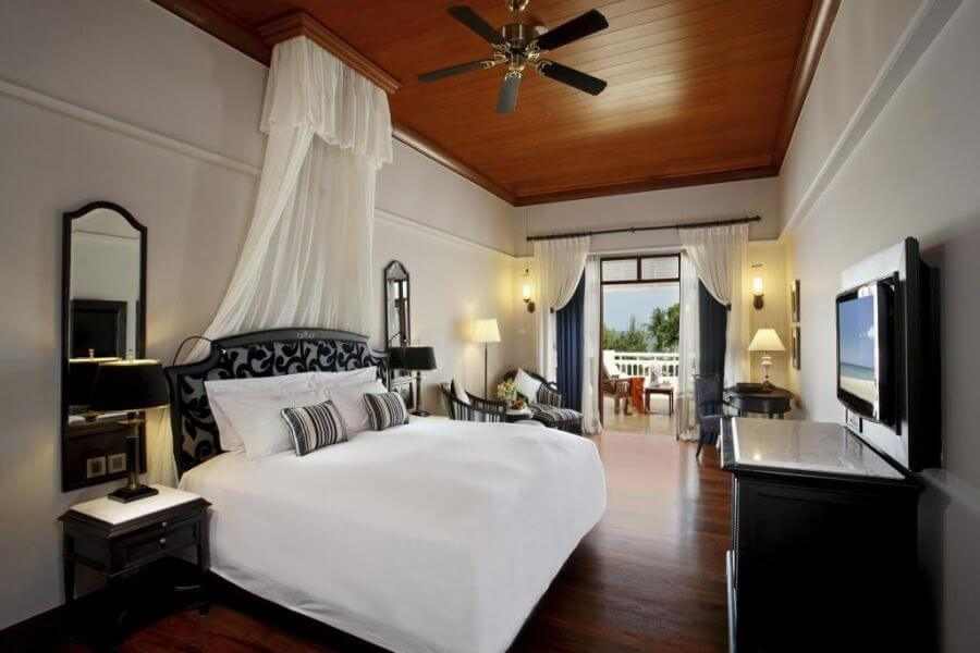 Thailand Hua Hin Centara Grand Beach Resort Premium Deluxe Club kamer