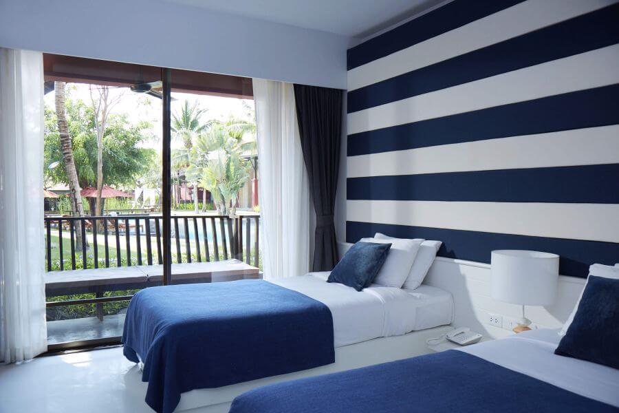 Thailand Hua Hin Escape hotel deluxe kamer