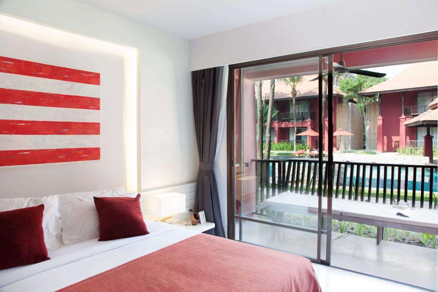 Thailand Hua Hin Escape hotel room kamer