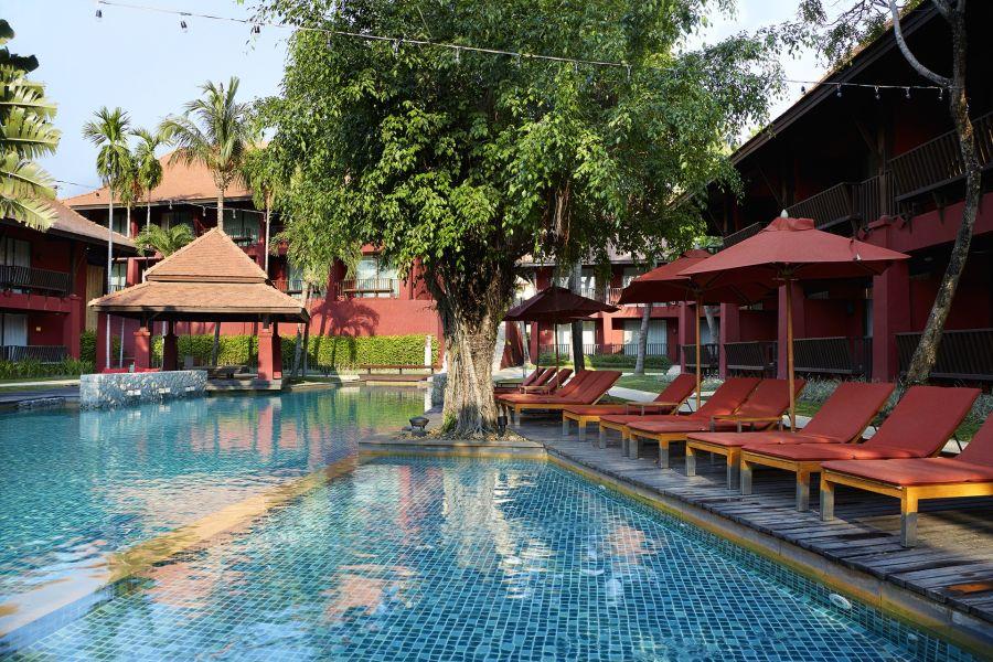 Thailand Hua Hin Escape hotel zwembad