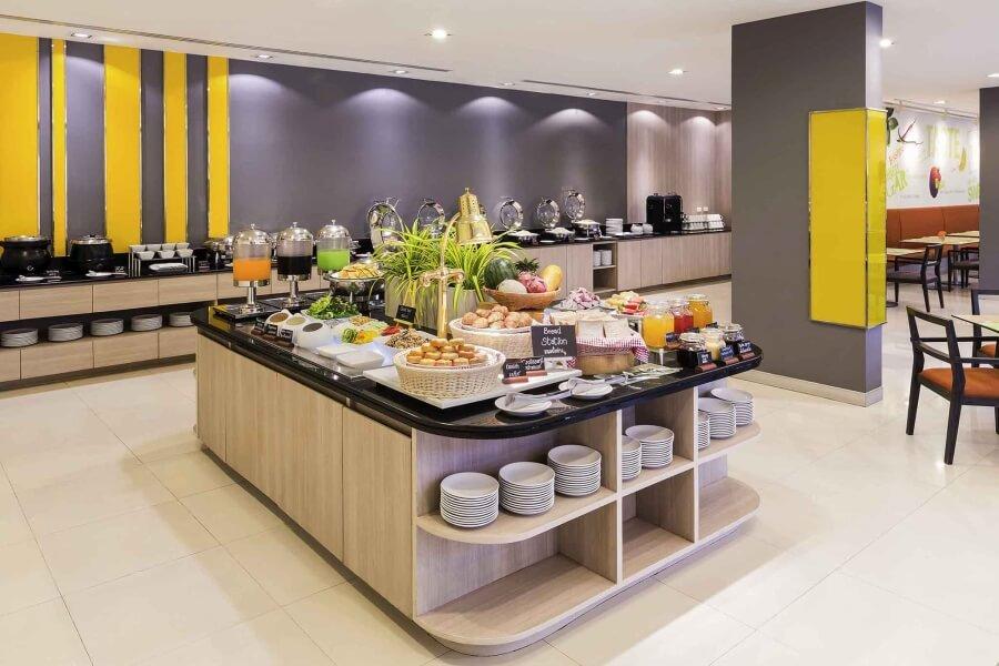 Thailand Hua Hin Ibis Hua Hin Hotel Restaurant ontbijt