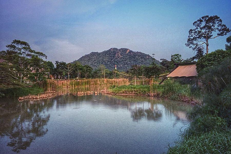 Dag 1: Bangkok – Khao Yai National Park