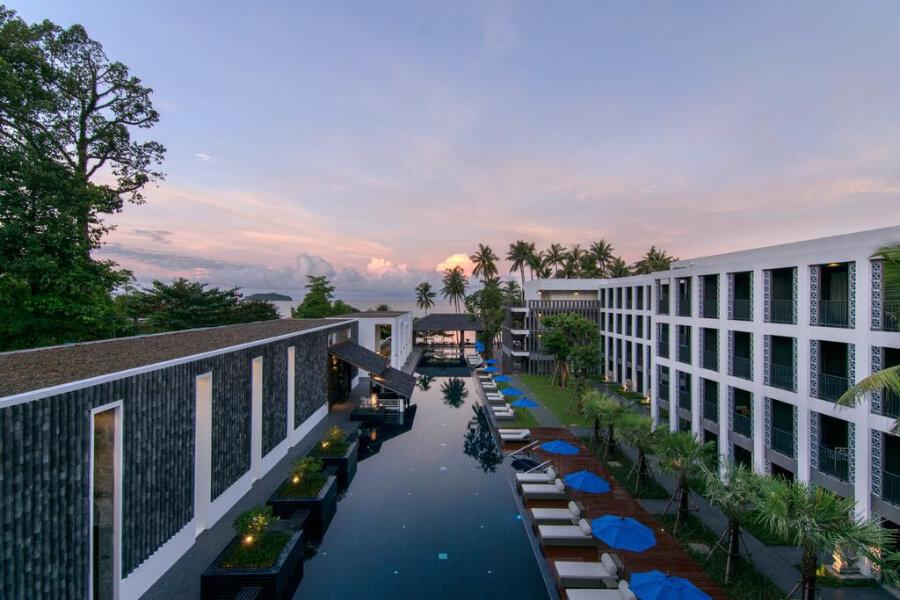 Thailand Koh Chang Hotel Awa Resort