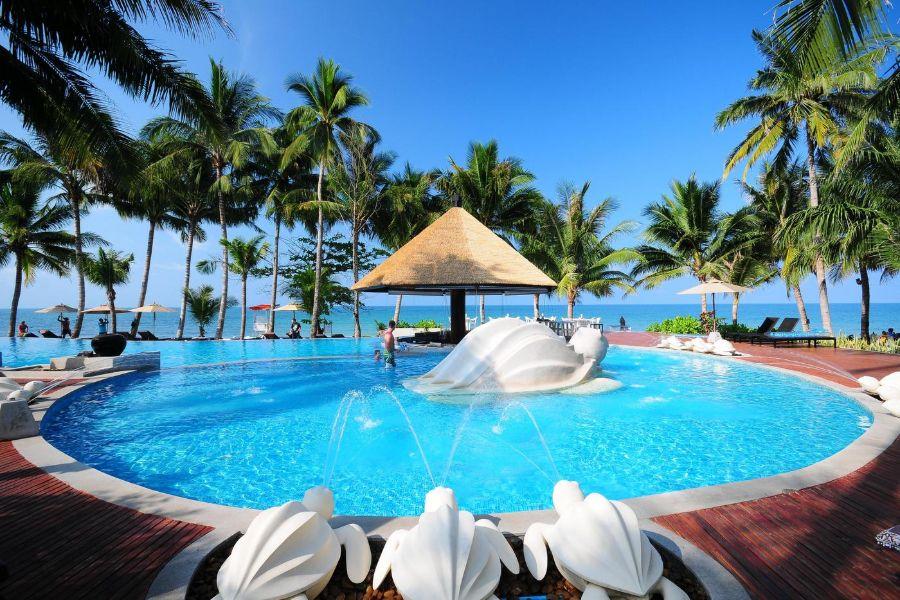 Thailand Koh Chang KC Grande Resort and Spa zwembad