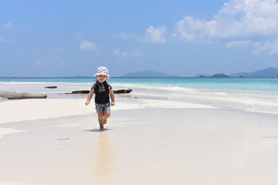 Thailand Koh Lipe Tropsich strand