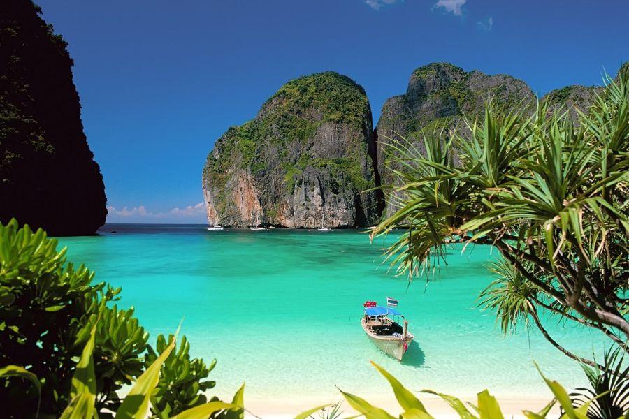 Dag 1: Krabi / Phuket – Koh Phi Phi