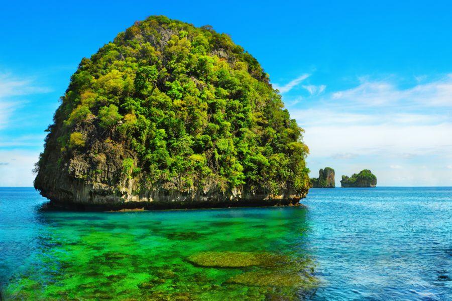 Dag 2-3: Koh Phi Phi