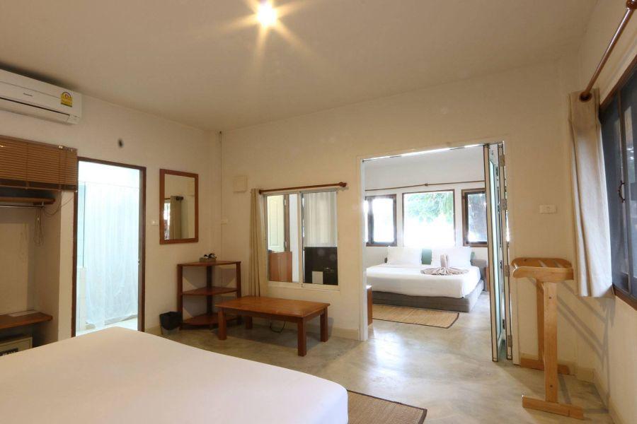 Thailand Koh Samet Samed Cabana Resort familie suite 2