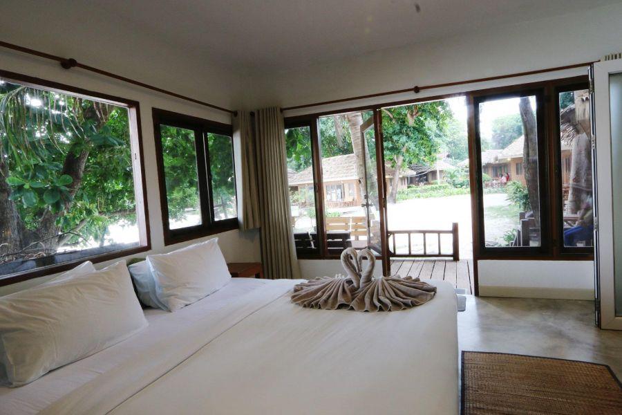 Thailand Koh Samet Samed Cabana Resort familie suite