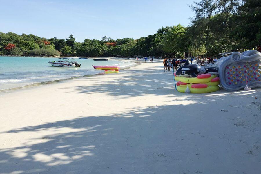 Thailand Koh Samet Strand eiland 2