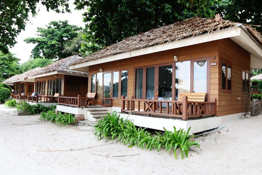 Thailand Koh Samet strand eiland Samed Cabana Resort zeezicht kamers 2