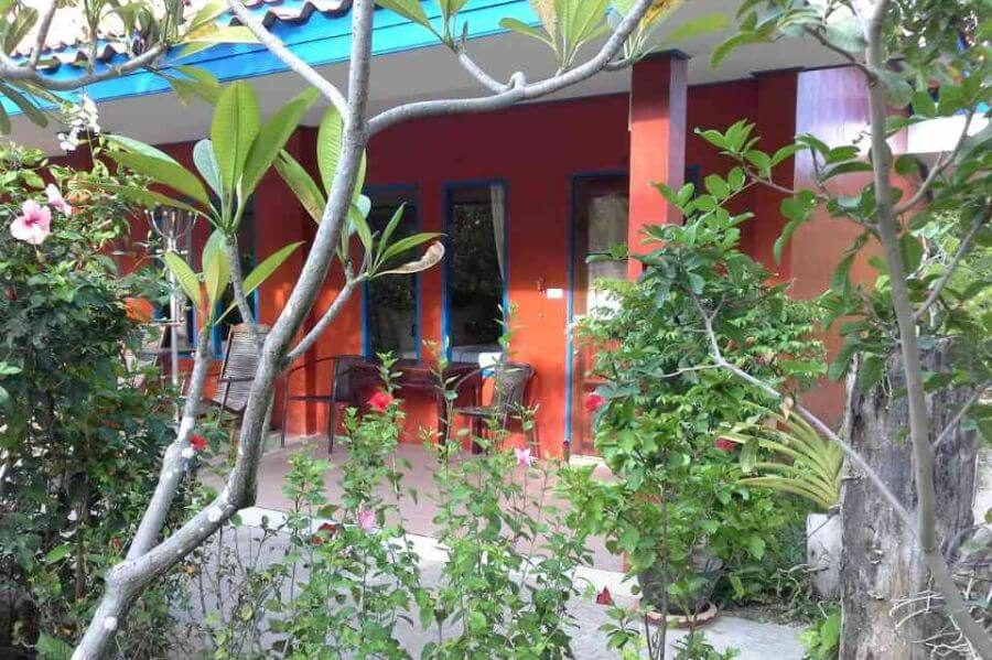 Thailand Koh Samui Lawana Resort Koh Samui bungalow 2